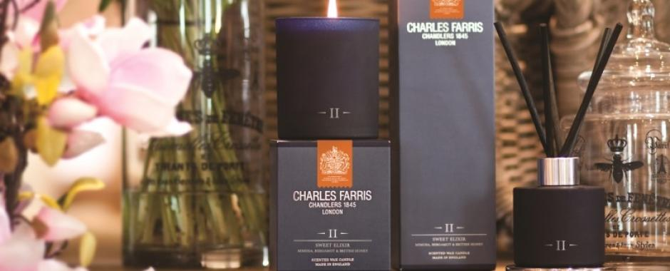 Charles Farris Scented Candles