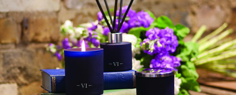 Garden of Eden Scented Candles and Reed Diffusers