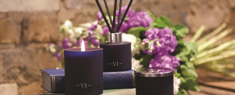 Garden of Eden Charles Farris Scented Candles